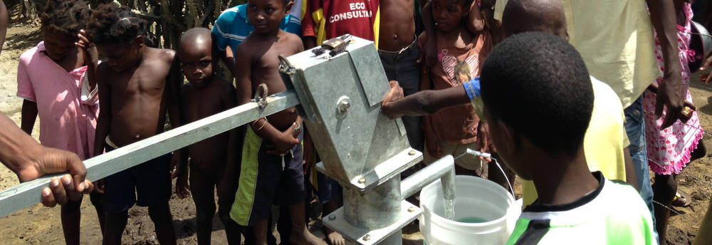 Haiti Clean Water Project