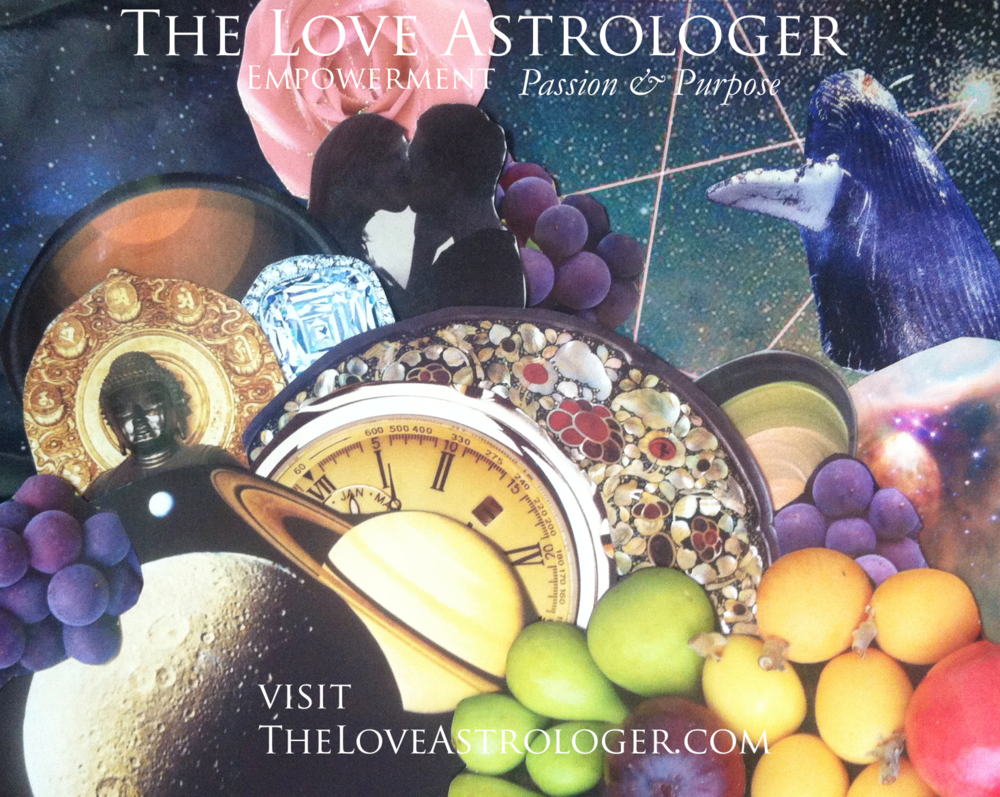 New articles on life and love can now be found at TheLoveAstrologer.com