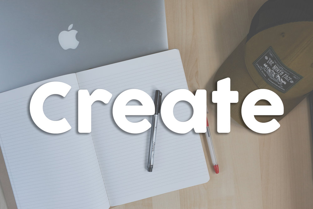 Create a plan - Craft a compelling message that will resonate with your audience, new and old.