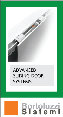 Bortoluzzi Sistemi Ireland McNamara Glass Fittings Slider s20 Eclipse L Pocket Door Systems