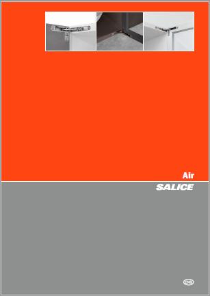 Salice Air Manual