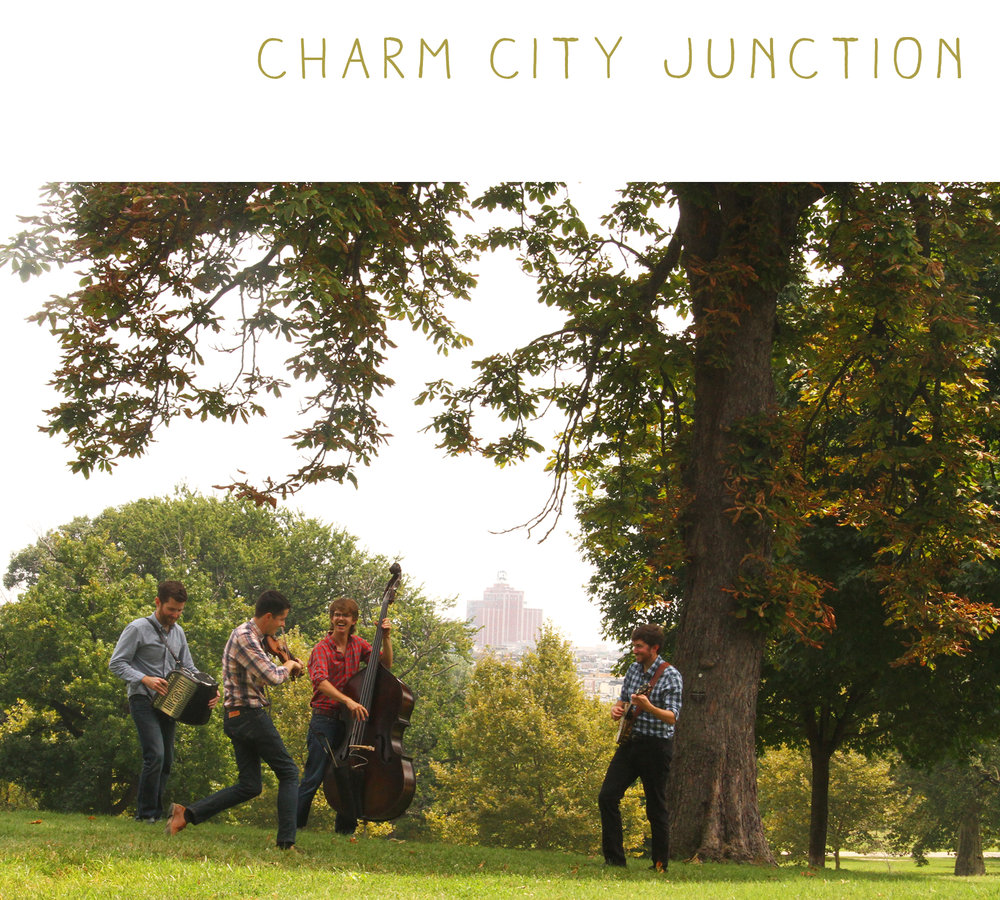 """Together they create an energetic amalgam that demonstrates their pure love of all these venerable musical idioms, but with a twist likely to satisfy anyone who appreciates traditional string music, expertly played... Charm City Junction  is a marvelous recording from an exciting new band. Don't let this one slip by you."" – John Lawless,  Bluegrass Today"