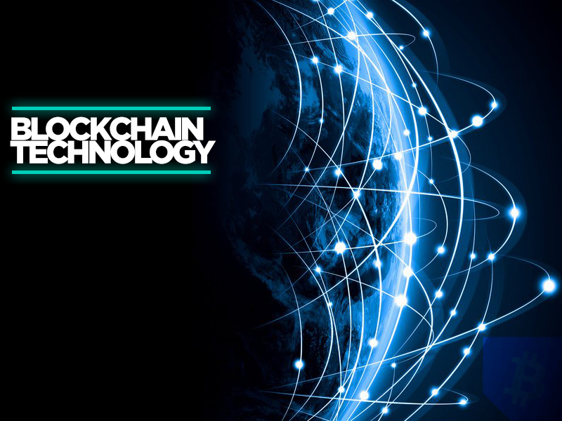 BLOCKCHAIN technology image