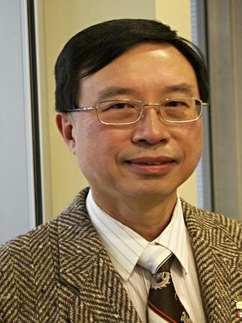 Dr. Bernard Choi, Senior Research Scientist at the Public Health Agency of Canada.