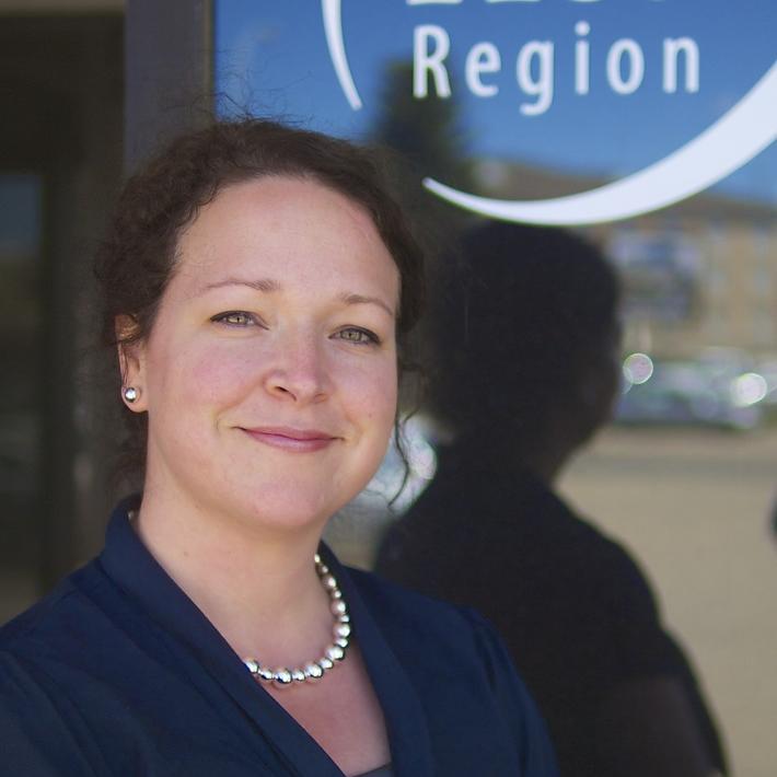 Ms. Cristina Ugolini, Manager, Public Health Observatory, Saskatoon Health Region.