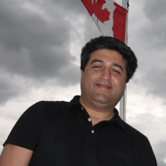 Dr. Ali Artaman, Manager, Epidemiology, Surveillance and Research, Eastern Ontario Health Unit.
