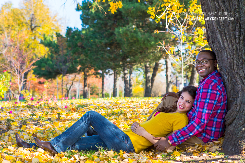 Buffalo Engagement Photography: Delaware Park, Spot Coffee, Kleinhans Music Hall