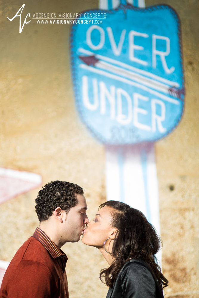 Chicago Engagement Photography: Downtown Chicago - Millennium Park - Union Station - Chicago Theatre