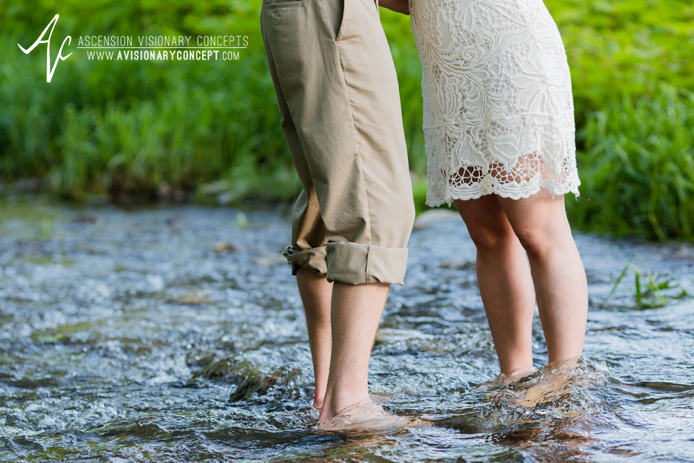 Buffalo Engagement Photography:  Stiglmeier Park