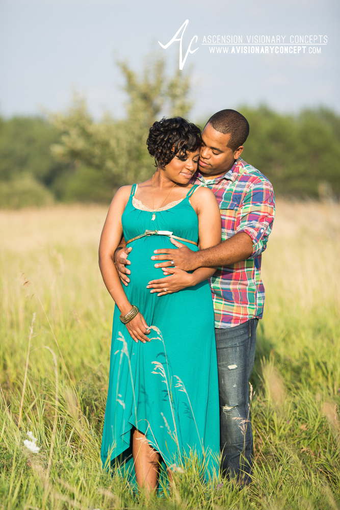 Buffalo Maternity Photography: Tifft Nature Preserve