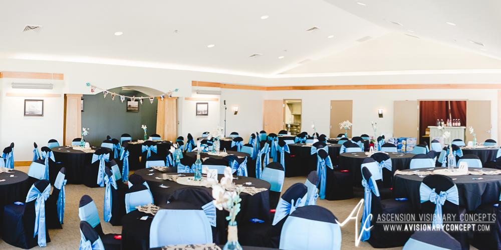 Buffalo-Wedding-Photography-VND-006-Venue-Black-Blue-Decor-Niawanda-Park-Pavilion