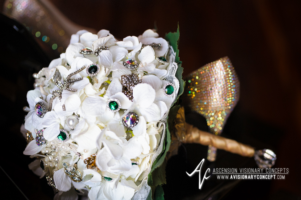 Buffalo Wedding Photography by Ascension Visionary Concepts - Autumn Wedding Hillside