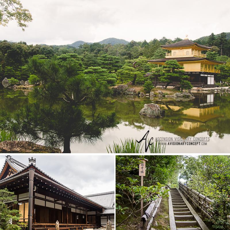Kyoto Kinkaku-ji Golden Pavilion - Olympus E-PL5 -Olympus M. 14-42mm 3.5-5.6 II R MSC
