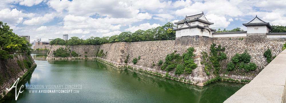 Osaka Castle -  Olympus E-PL5 -  Olympus M. 14-42mm 3.5-5.6 II R MSC
