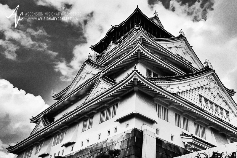 Osaka Castle - Samsung Galaxy Note III