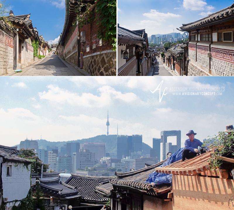 Seoul  Bukchon Hanok Village -  Olympus E-PL5 -  Olympus M. 14-42mm 3.5-5.6 II R MSC