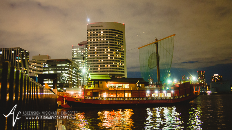 Tokyo Sumida River Cruise-Olympus E-PL5 -Olympus M. 25mm 1.8 MSC