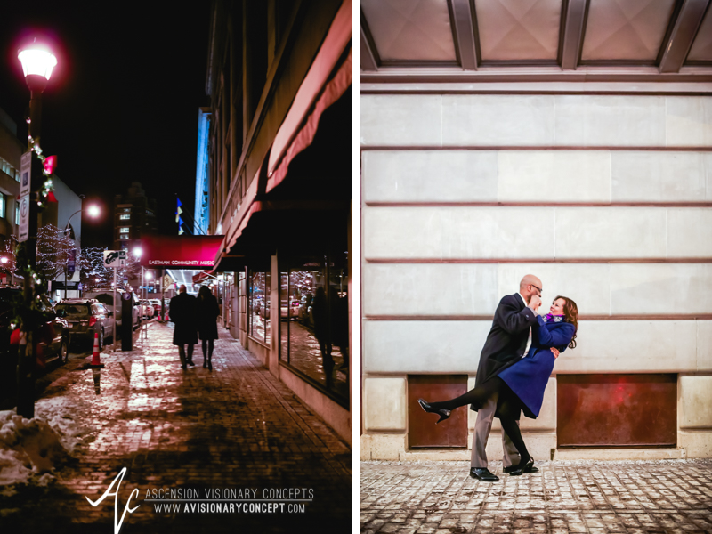 Buffalo-Rochester Engagement Photography Downtown Rochester 14 Javas Eastman Theatre Eastman School of Music.jpg