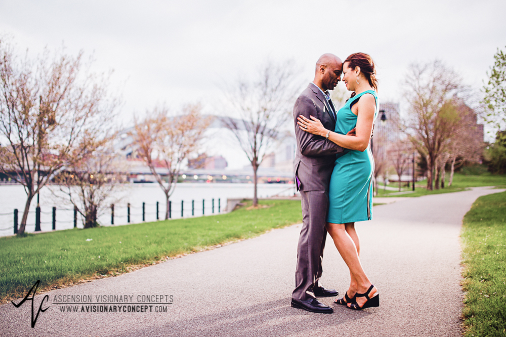 Buffalo Rochester Engagement Photography Spring Photography 006 Genesee Gateway Park Frederick Douglass-Susan B Anthony Memorial Bridge.jpg