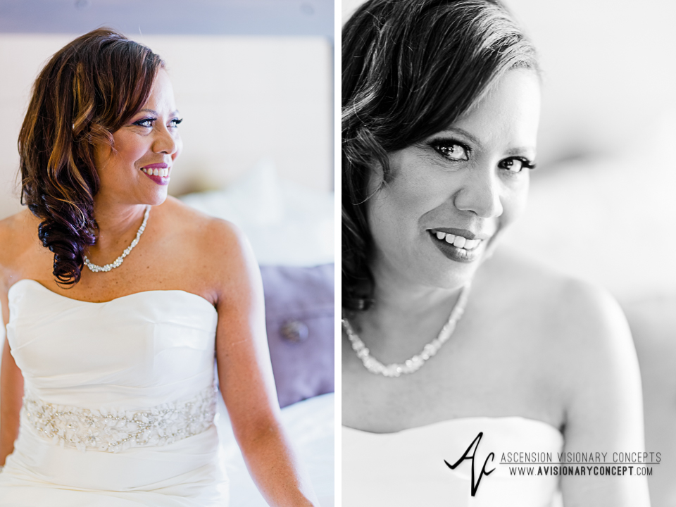 Rochester Wedding Photography 008 - East Avenue Inn & Suites Bride Headshot.jpg