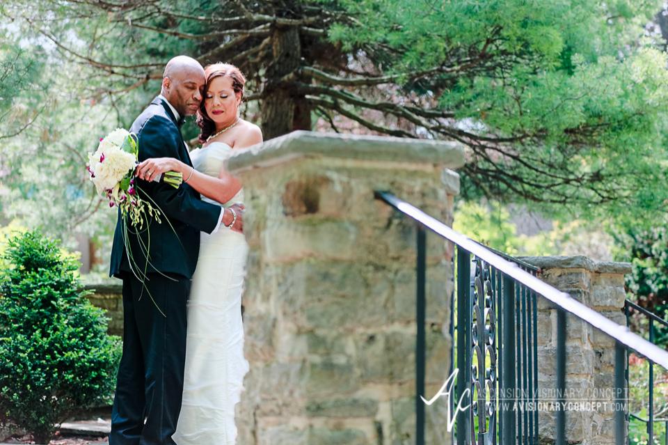 Rochester Wedding Photography 017 - Warner Castle Highland Park Sunken Garden First Looks.jpg