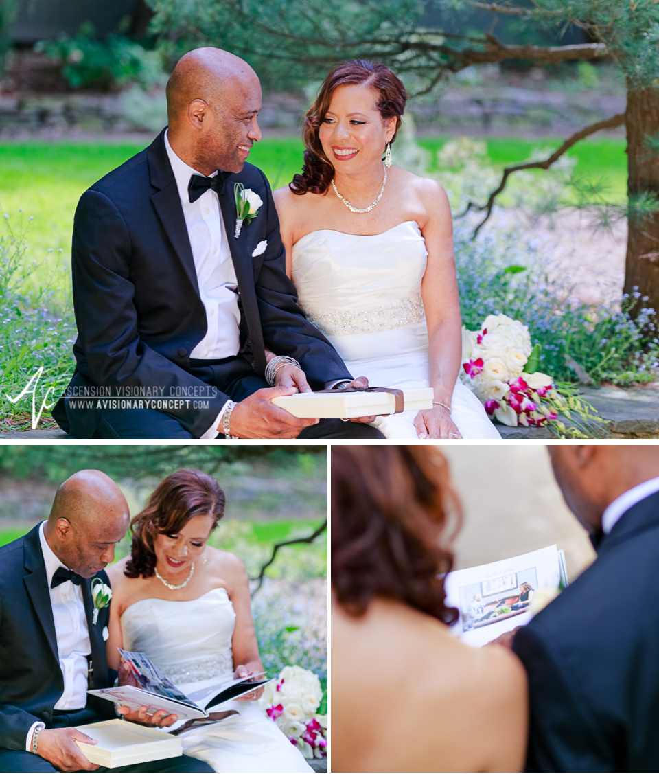Rochester Wedding Photography 018 - Warner Castle Highland Park Sunken Garden First Looks.jpg