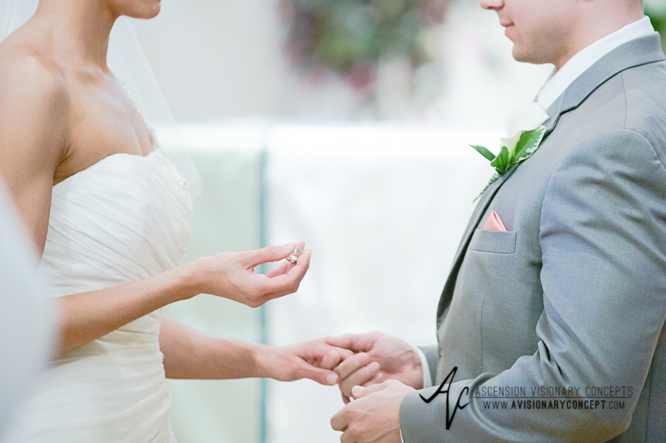 Buffalo Wedding Photography 08 Diamond Hawk Wedding - Ring Exchange.jpg