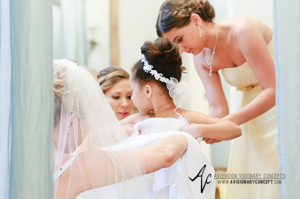 Buffalo Wedding Photography Avanti Mansion 07 Flower Girls Getting Ready.jpg