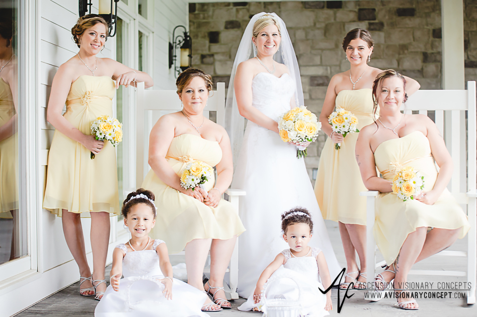 Buffalo Wedding Photography Avanti Mansion 36 Bride Bridesmaids Flower Girls.jpg