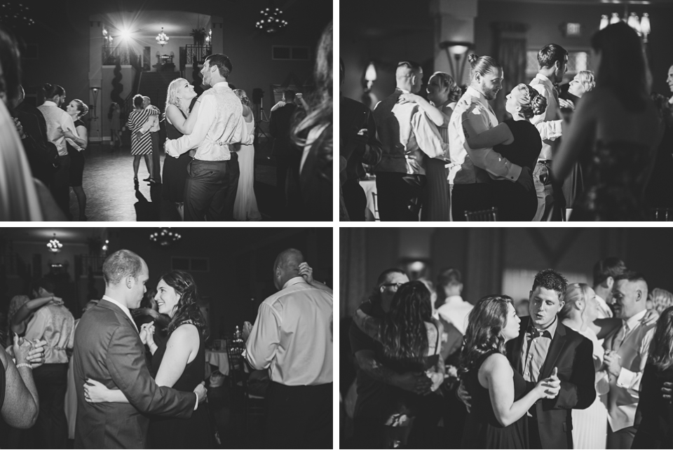 Buffalo Wedding Photography Avanti Mansion 61 Reception Dancing Party.jpg