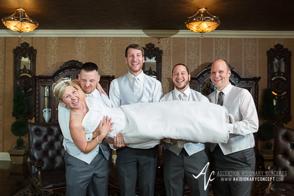Buffalo Wedding Photography Avanti Mansion 66 Bride Groomsmen Avanti Mansion Parlor.jpg