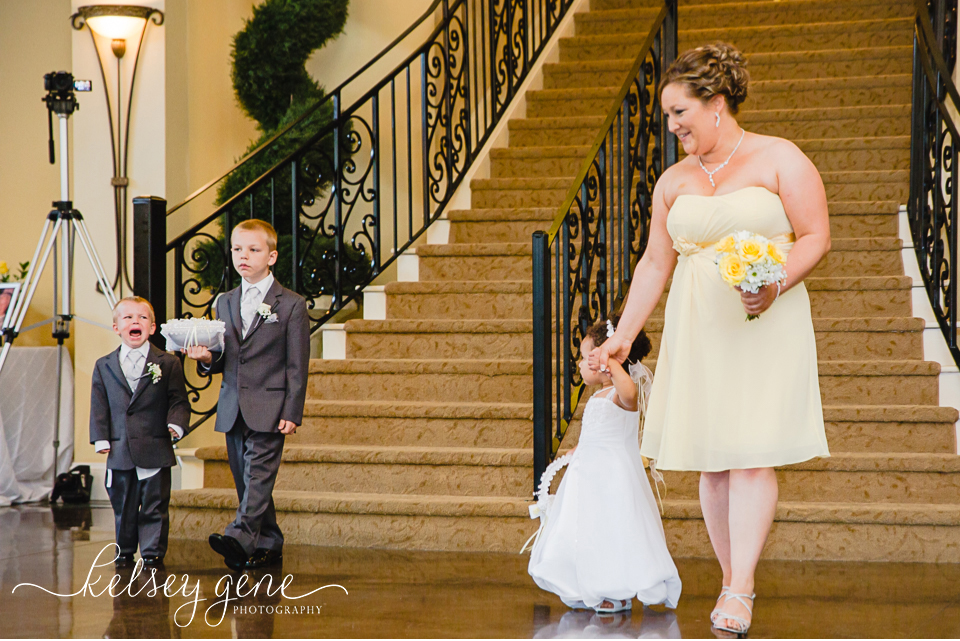 Buffalo Wedding Photography Avanti Mansion 25 Ceremony Entrance Guests Reaction.jpg