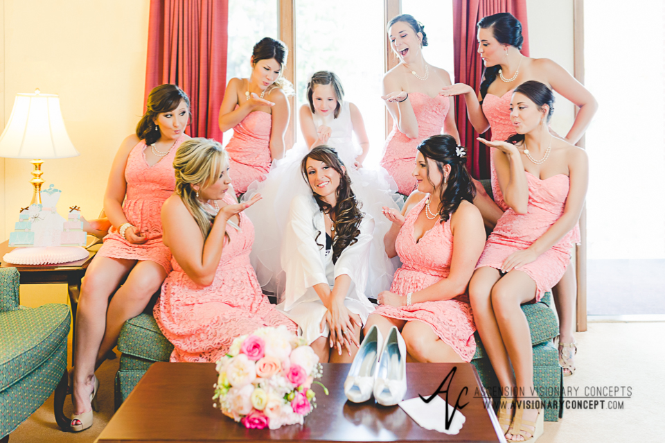 Buffalo Wedding Photography Lockport Locks Wedding 02 - Bride Getting Ready Bridal Party.jpg