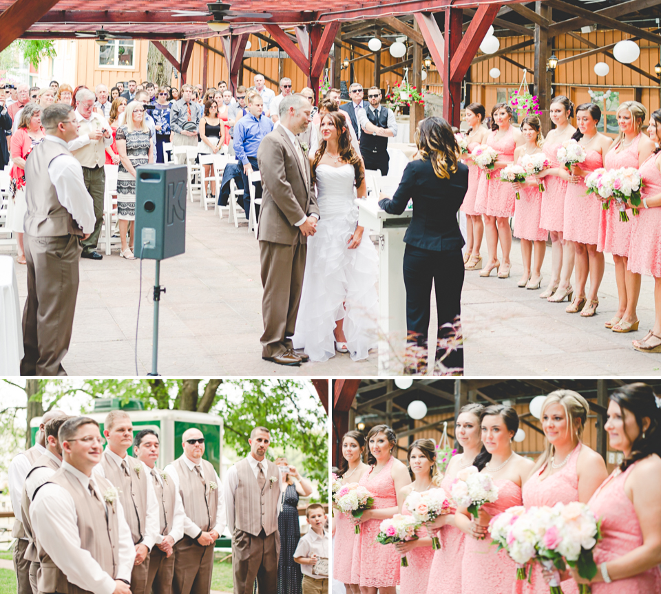 Buffalo Wedding Photography Lockport Locks Wedding 15 - Canalside Grove Outdoor Pavilion Wedding Ceremony.jpg