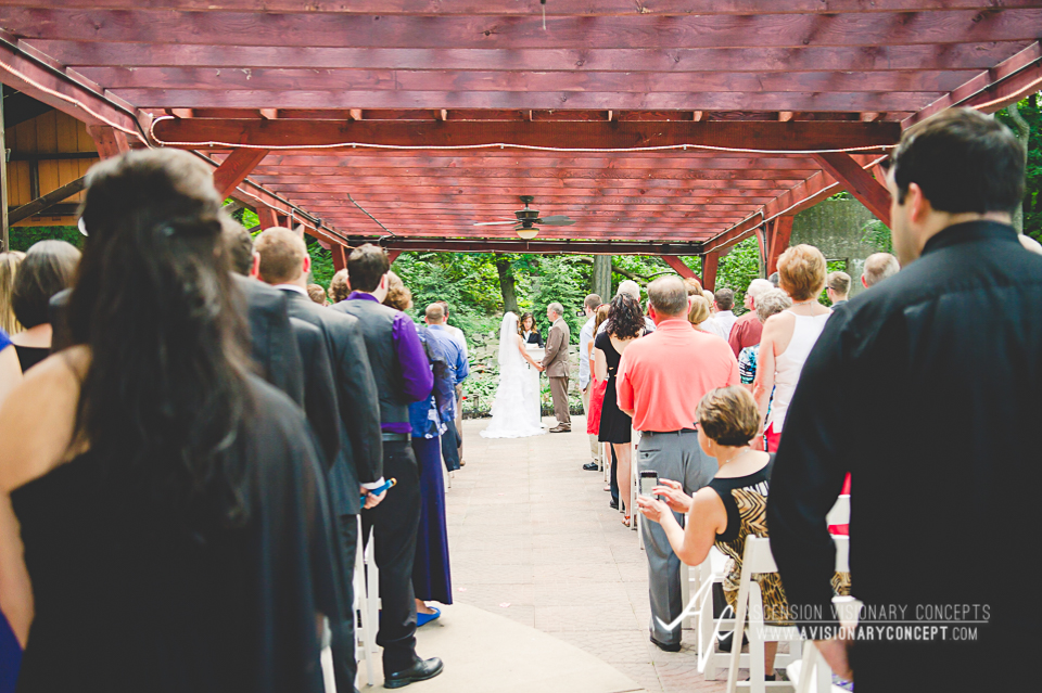 Buffalo Wedding Photography Lockport Locks Wedding 16 - Canalside Grove Outdoor Pavilion Wedding Ceremony.jpg