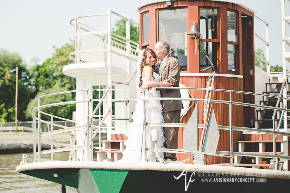 Buffalo Wedding Photography Lockport Locks Wedding 24 - Lockview V Boat Bride and Groom Newlyweds.jpg