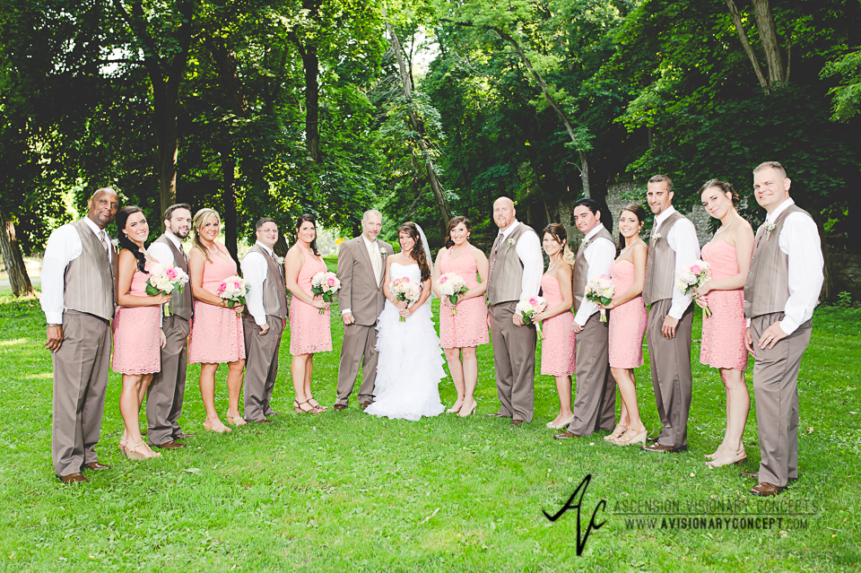 Buffalo Wedding Photography Lockport Locks Wedding 29 - Bridal Party Upson Park.jpg