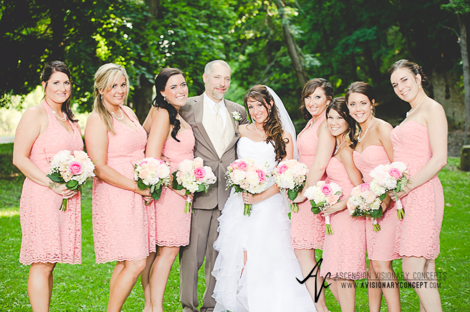 Buffalo Wedding Photography Lockport Locks Wedding 30 - Bridal Party Upson Park.jpg