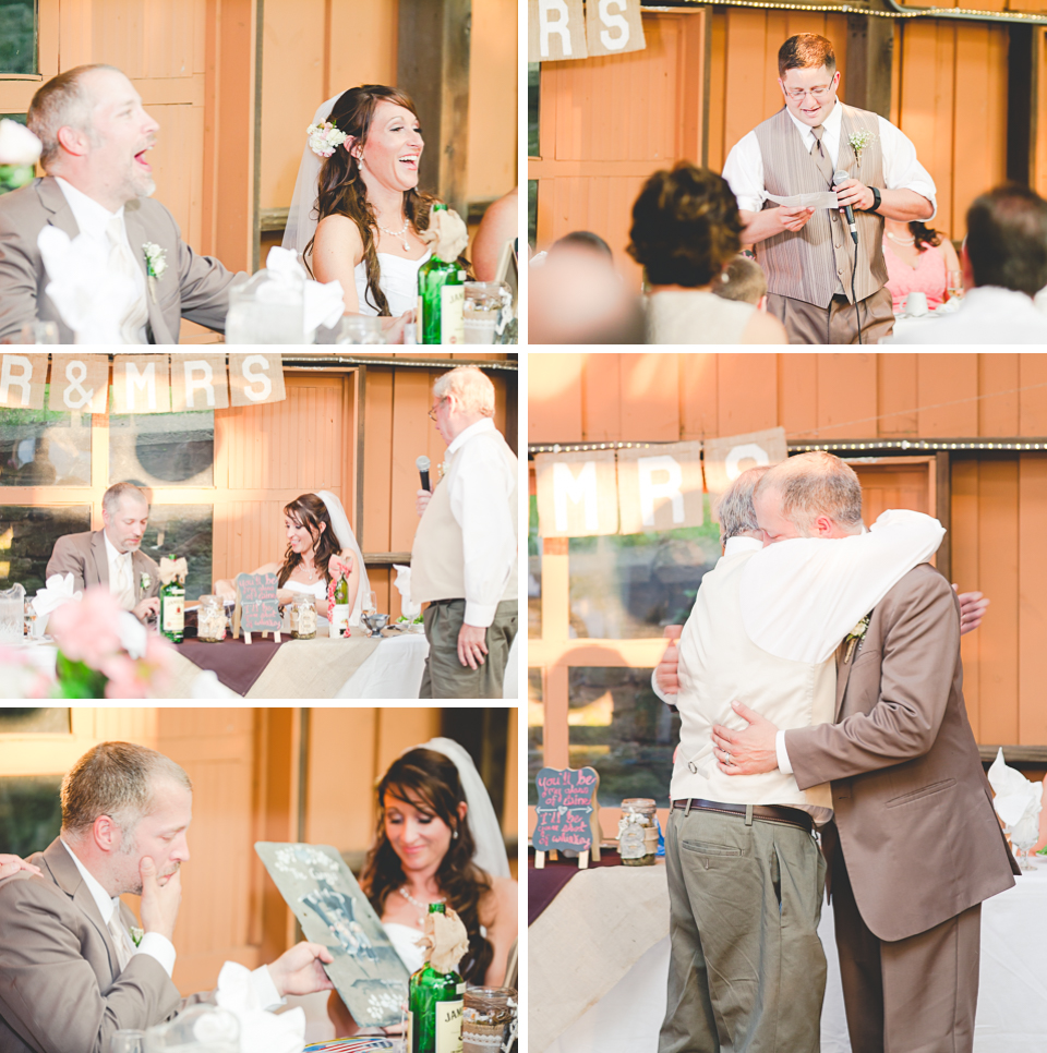 Buffalo Wedding Photography Lockport Locks Wedding 49 - Canalside Grove Outdoor Pavilion Wedding Speeches.jpg