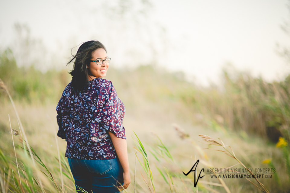 Buffalo Senior Photography 05b - Class of 2015 Summer Photography Tifft Nature Preserve African American Teenage Girl.jpg