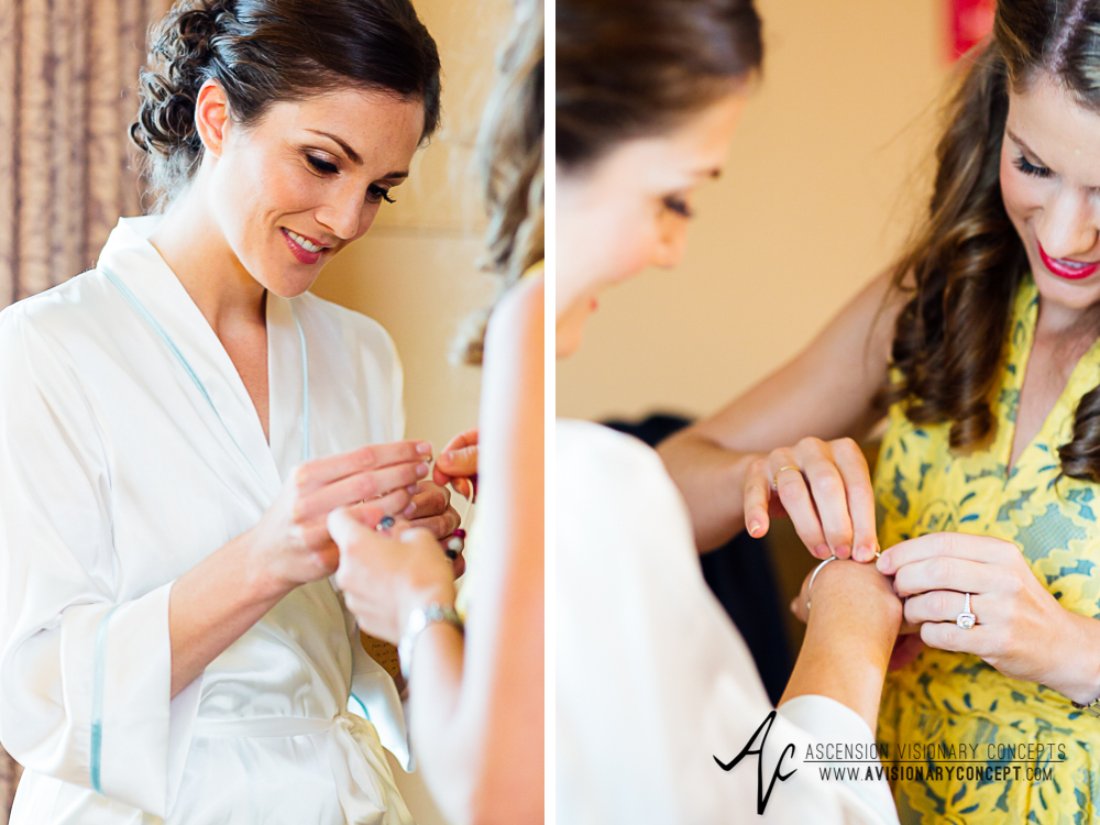 Buffalo Wedding Photography Spring Lake Winery 008 - Bride Getting Ready Wedding Day Gift.jpg