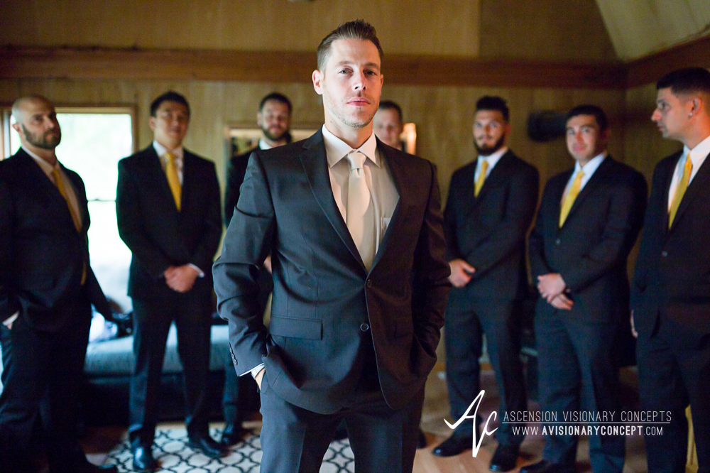 Buffalo Wedding Photography Spring Lake Winery 028 - Groom Groomsmen.jpg