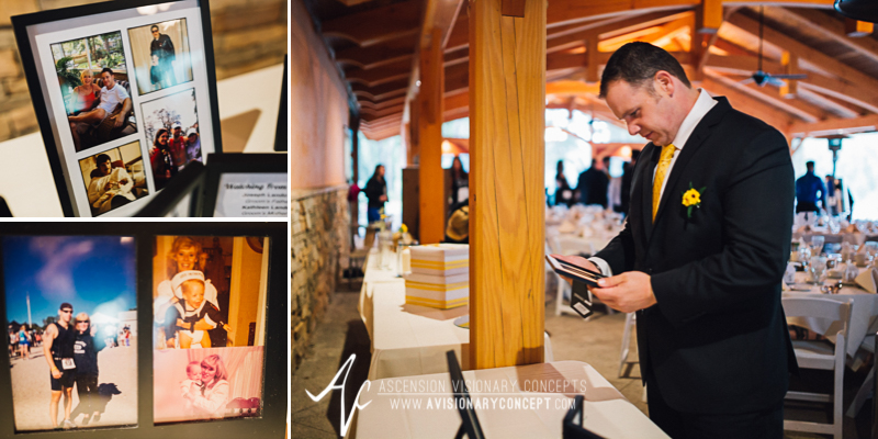 Buffalo Wedding Photography Spring Lake Winery 069 - Wedding Details Memory Table.jpg