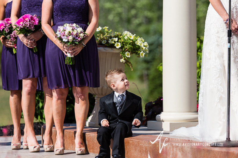 Buffalo Wedding Photography The Columns Banquets Millennium Hotel 031 - Outdoor Ceremony.jpg