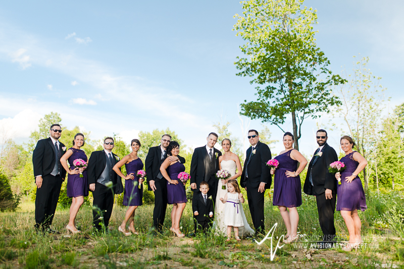Buffalo Wedding Photography The Columns Banquets Millennium Hotel 034 - Bridal Party.jpg