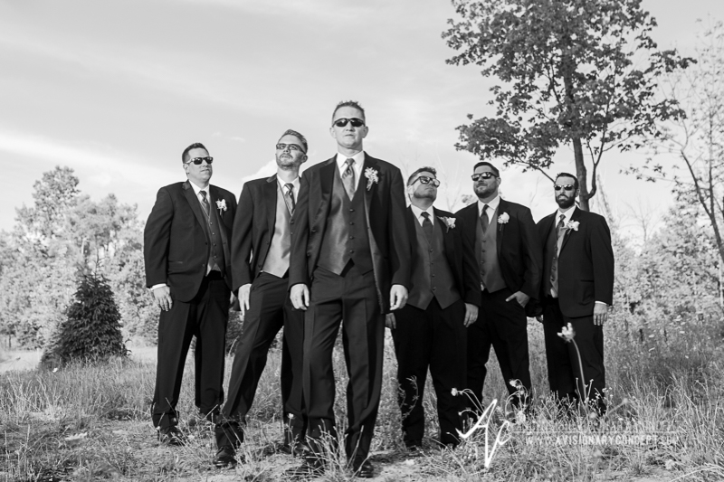 Buffalo Wedding Photography The Columns Banquets Millennium Hotel 036 - Groom Groomsmen.jpg