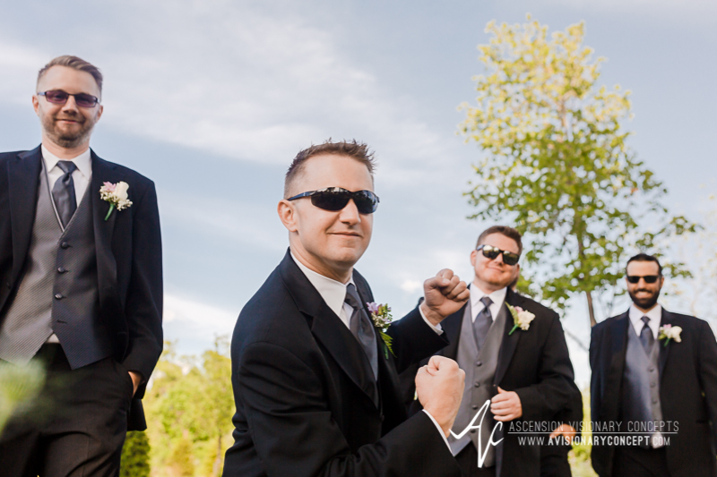 Buffalo Wedding Photography The Columns Banquets Millennium Hotel 037 - Groom Groomsmen.jpg