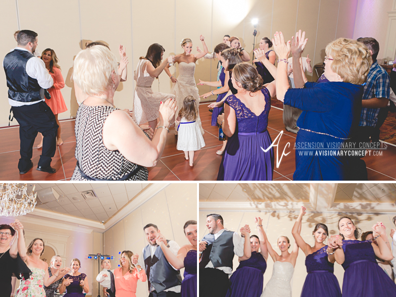 Buffalo Wedding Photography The Columns Banquets Millennium Hotel 066 - Bride Groom Reception Party.jpg