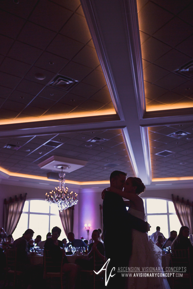 Buffalo Wedding Photography The Columns Banquets Millennium Hotel 053 - First Dance.jpg