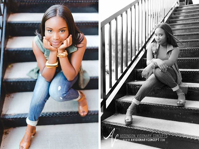 This last Flashback Friday of 2016 is for this young lady's amazing #classof2017 #seniorportrait session. Here's what it looks like when you're beautiful inside and out! Hope your senior year is treating you well, @jadinskii!